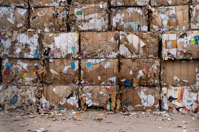 Can you build a $30 million empire on trash?