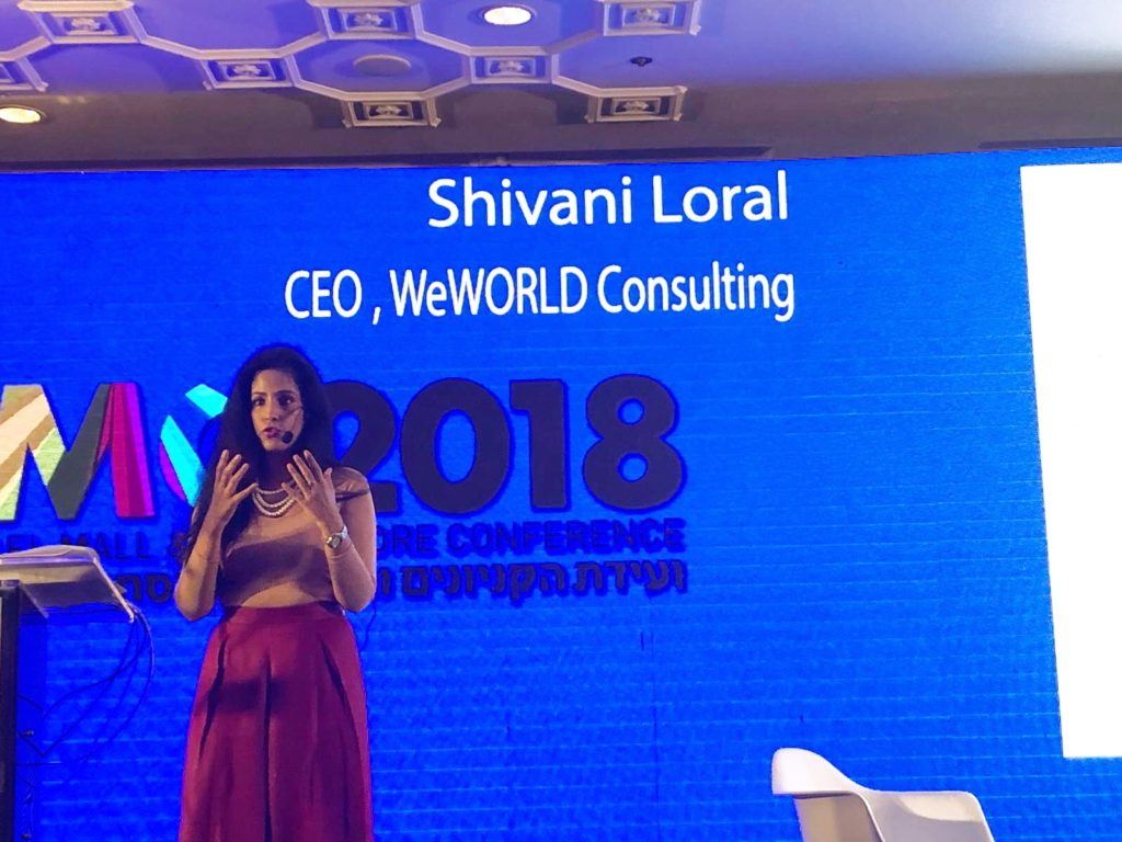 Promise and Potential: Shivani Lorai is a Business Consultant with specialist exposure to Business Development and Market Entry Strategies for retail brands.
