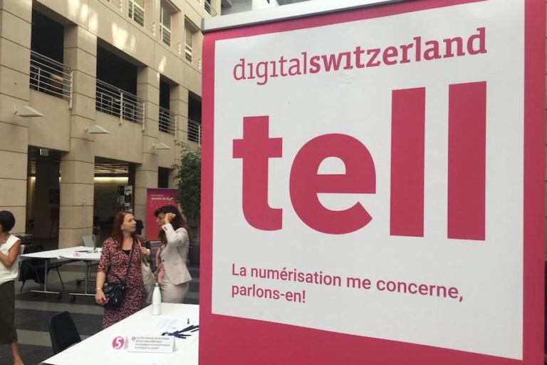 The Tell Report was conducted by digitalswitzerland over a 3 month period in the runup to DigitalTag event in September 2019