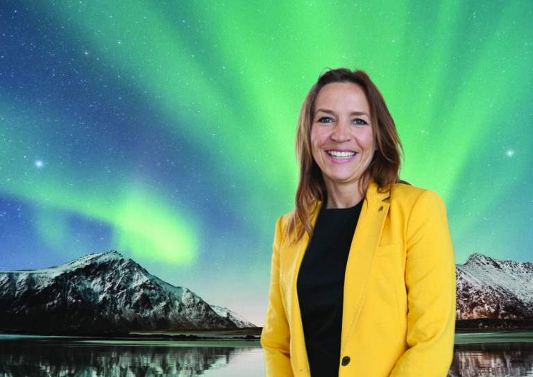 Marianne Olsnes on becoming the North Star