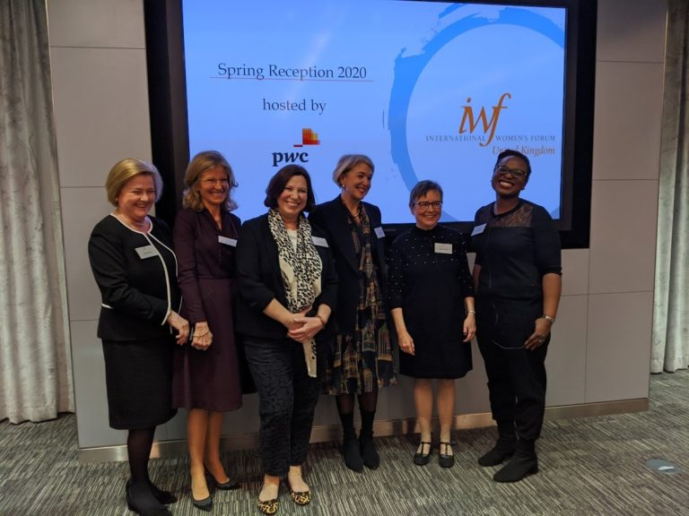 London's Upper Echelon of women leadership are taking bold steps into inclusion and diversity