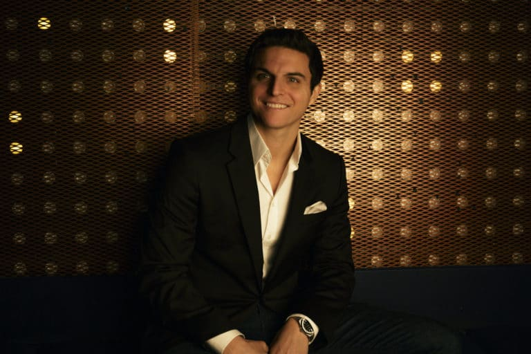 Asher Grant is a successful young entrepreneur and CEO of trendy nightclub London REIGN.