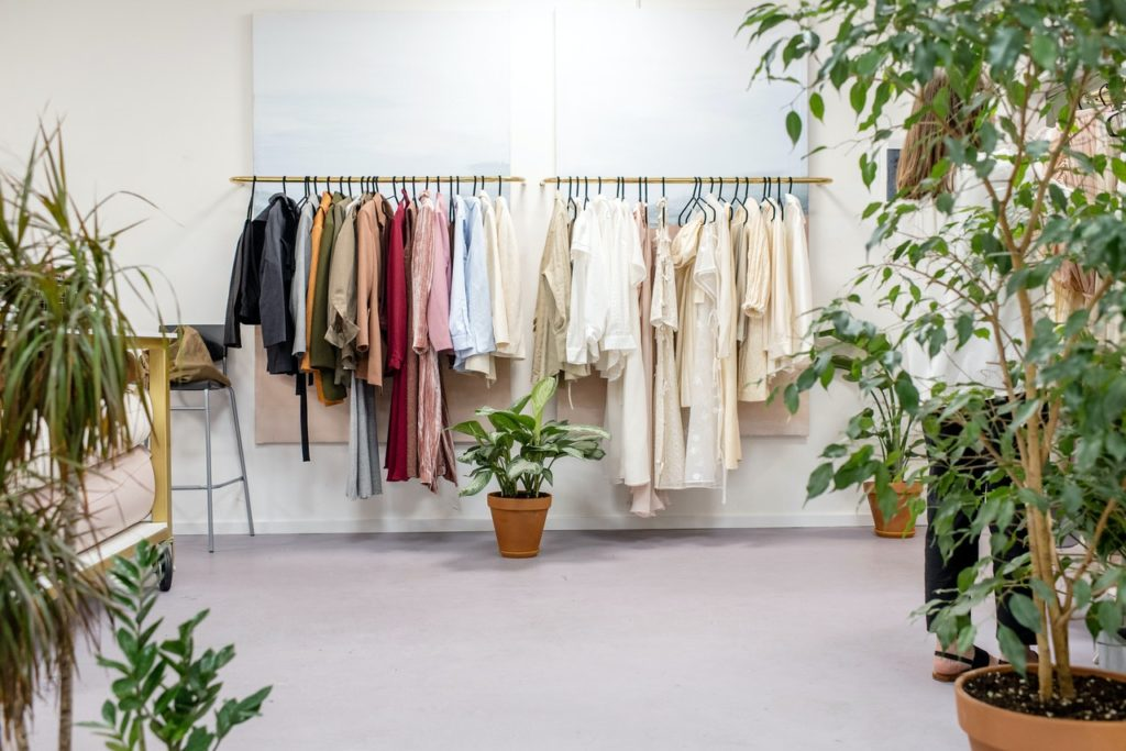 The wardrobe of the not so distant future will focus on carbon neutral clothing, modular fashion and recyclable materials.